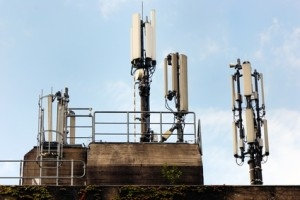 Cellphone towers