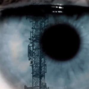 Ein Mobilfunkmast wird beobachtet