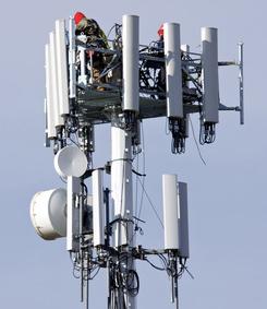 mobile phone radiation