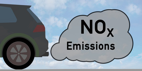 NOx Emissions are dangerous